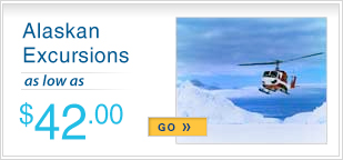 Alaska Shore Excursions from $42 per person. Save hundreds off cruise line prices.