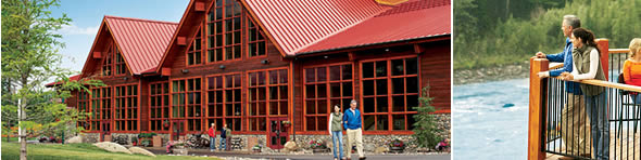 Denali Hotels: Denali Princess Lodge