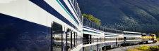 glass-domed rail cars
