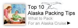 Top 10 Alaska Packing Tips