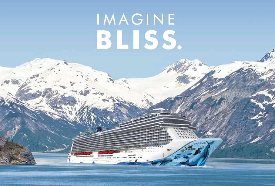 Norwegian Cruise Line May To September 2019 Alaska Cruises